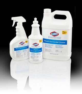 DISPATCH CLEANER WITH BLEACH 22 OZ SPRAY
